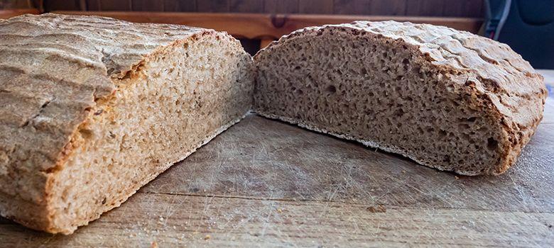 Recept na kváskový chleba našich babiček